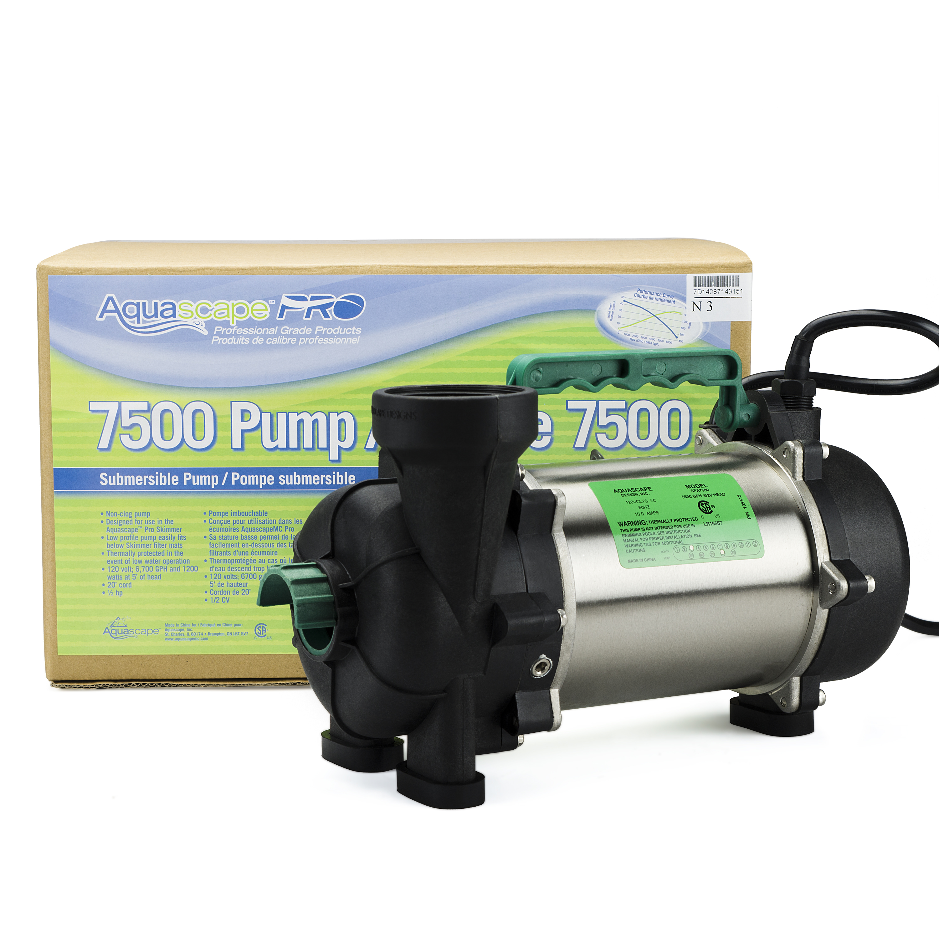 AquascapePRO® Pond Pumps - Aquascapes