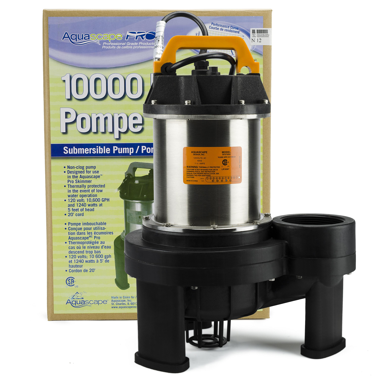 Aquascape Pump: Aquascape AquaJet® Pond Pumps