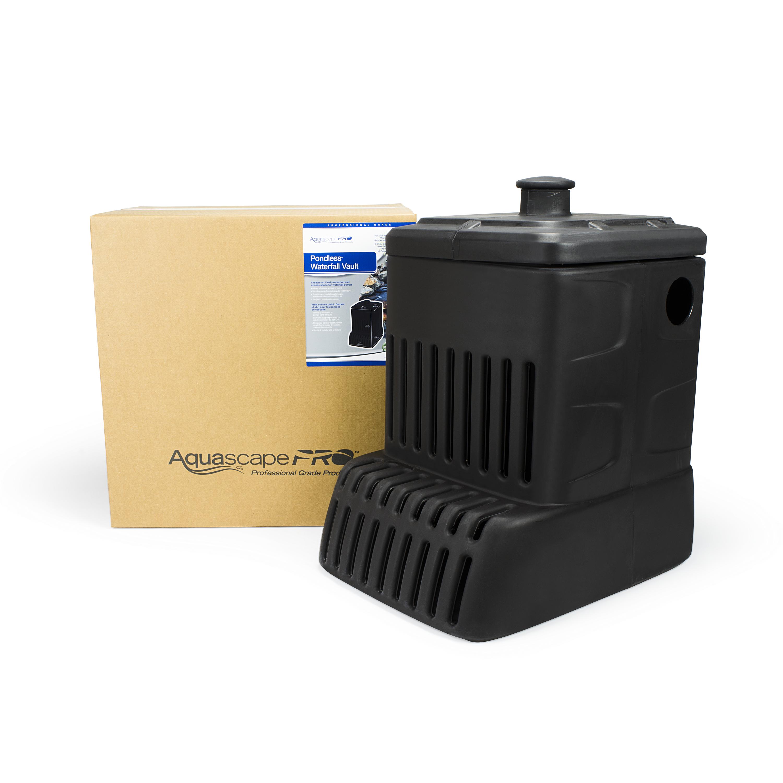 Aquascape Products: Aquascape Pondless® Waterfall Vault