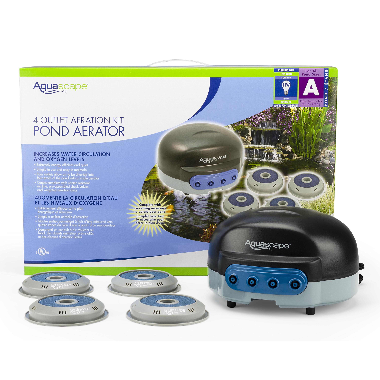 Aquascape Pond Aeration Kits – Aquascapes