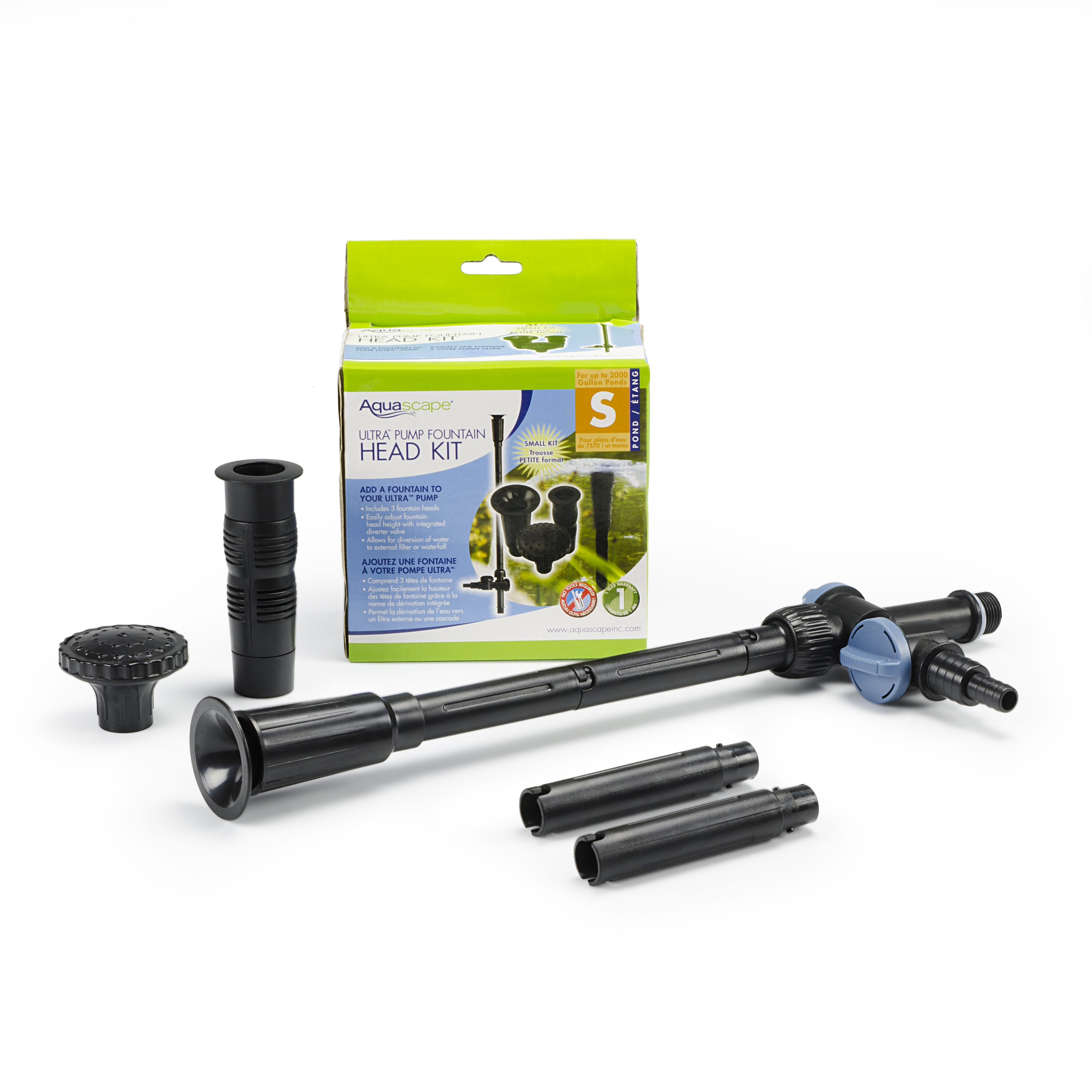 aquascape pump parts