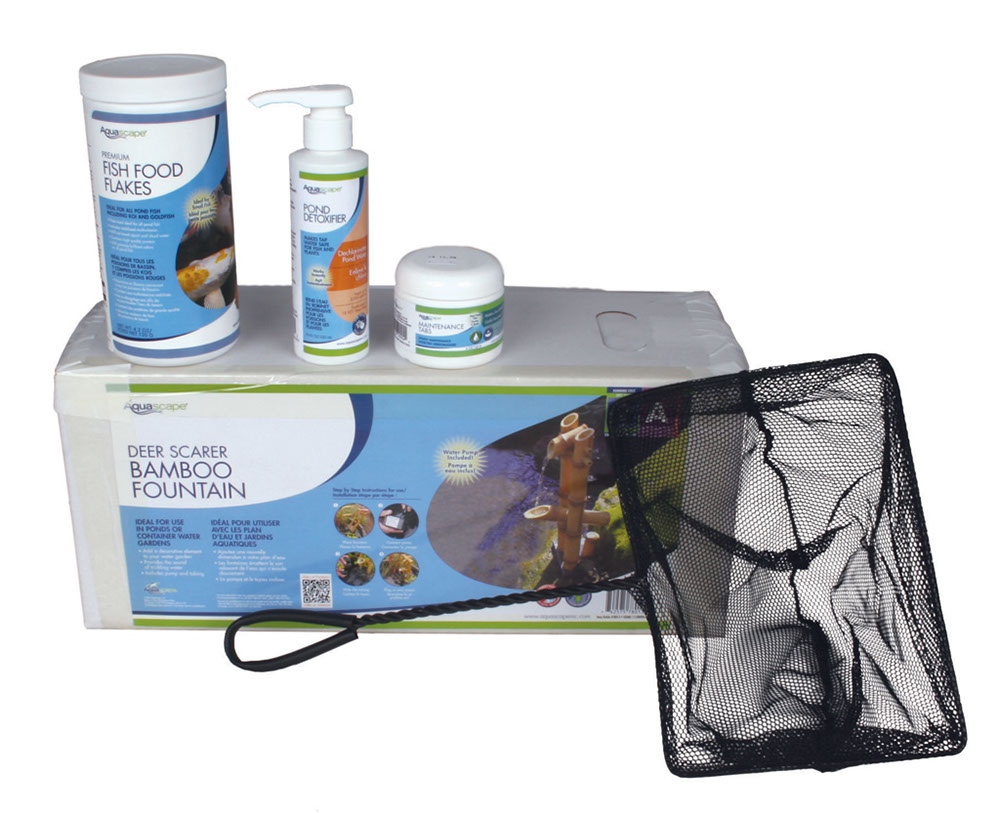 Container water garden accessory pack aquascapes - Water garden containers for sale ...