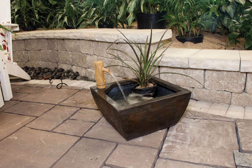 ... Patio Pond Kit. Sale!