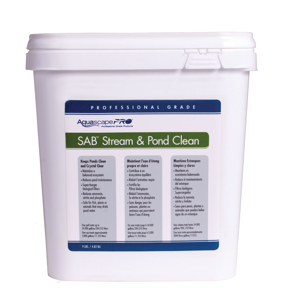 30409 SAB Stream & Pond Cleaner PRO