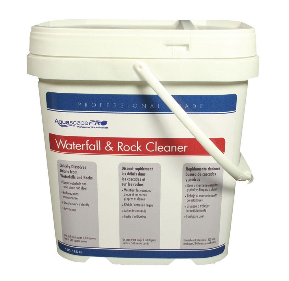 30413 Waterfall & Rock Cleaner PRO