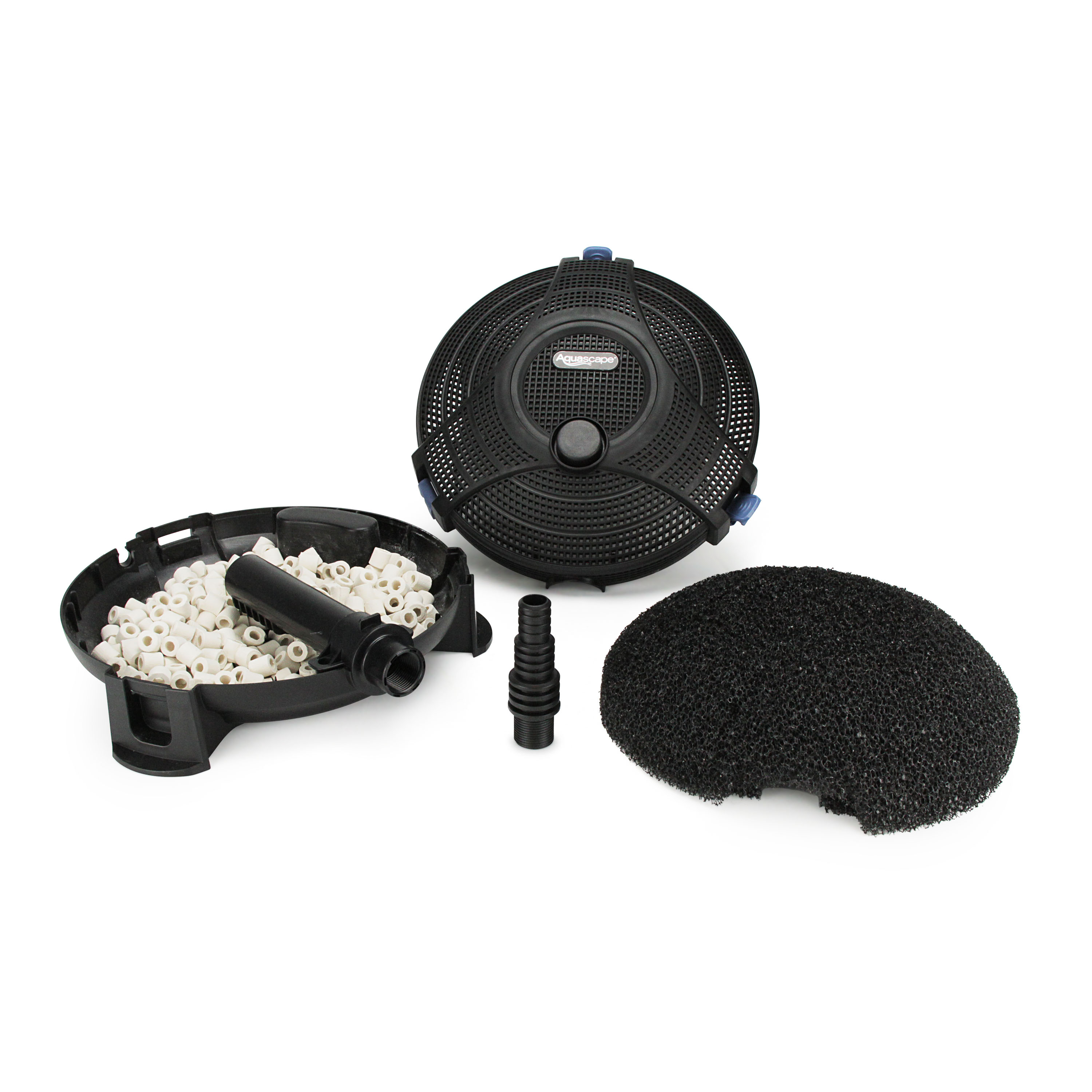 Filter foam aquascape submersible pond filter aquascapes for Pond accessories