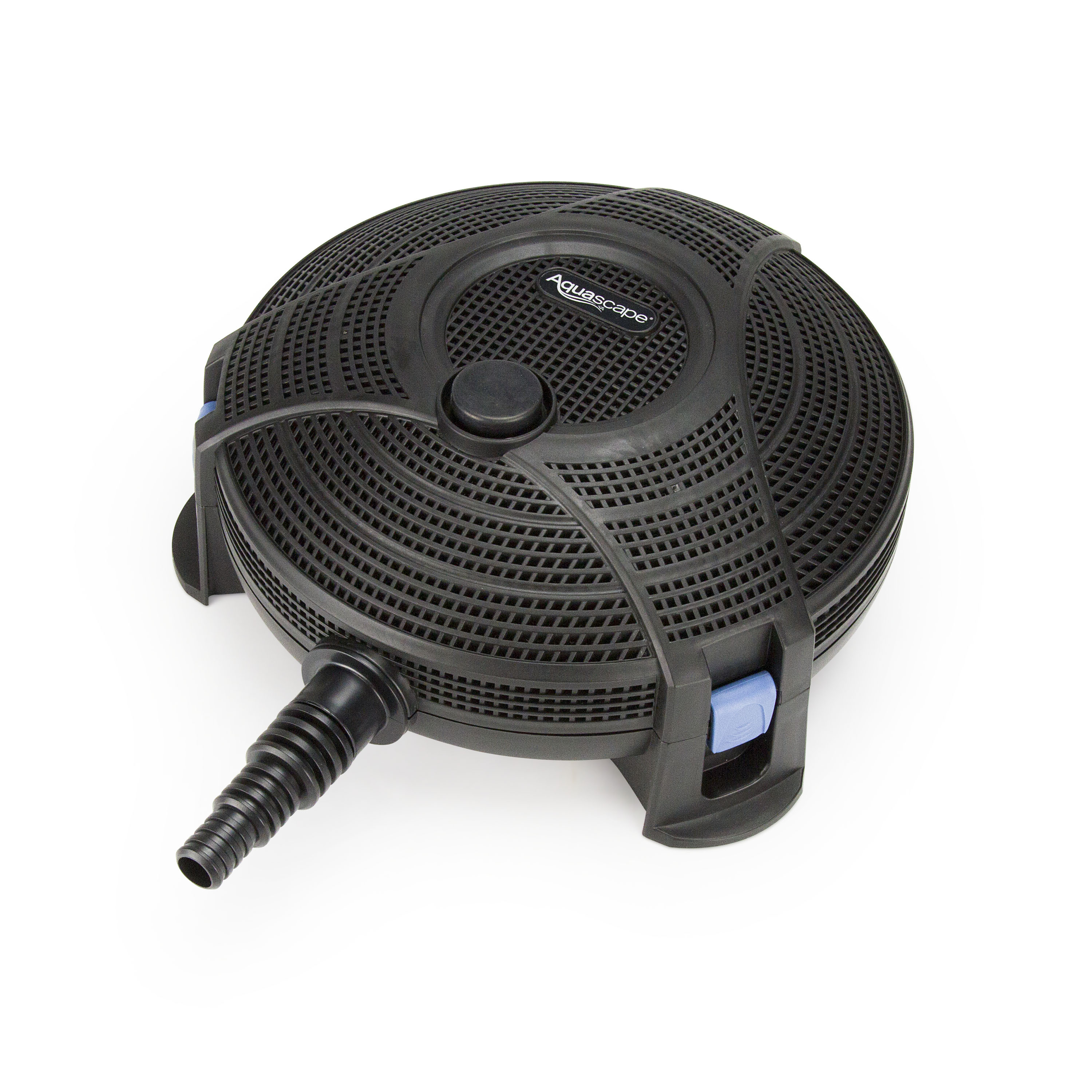 Aquascape submersible pond filter aquascapes for In line pond filter