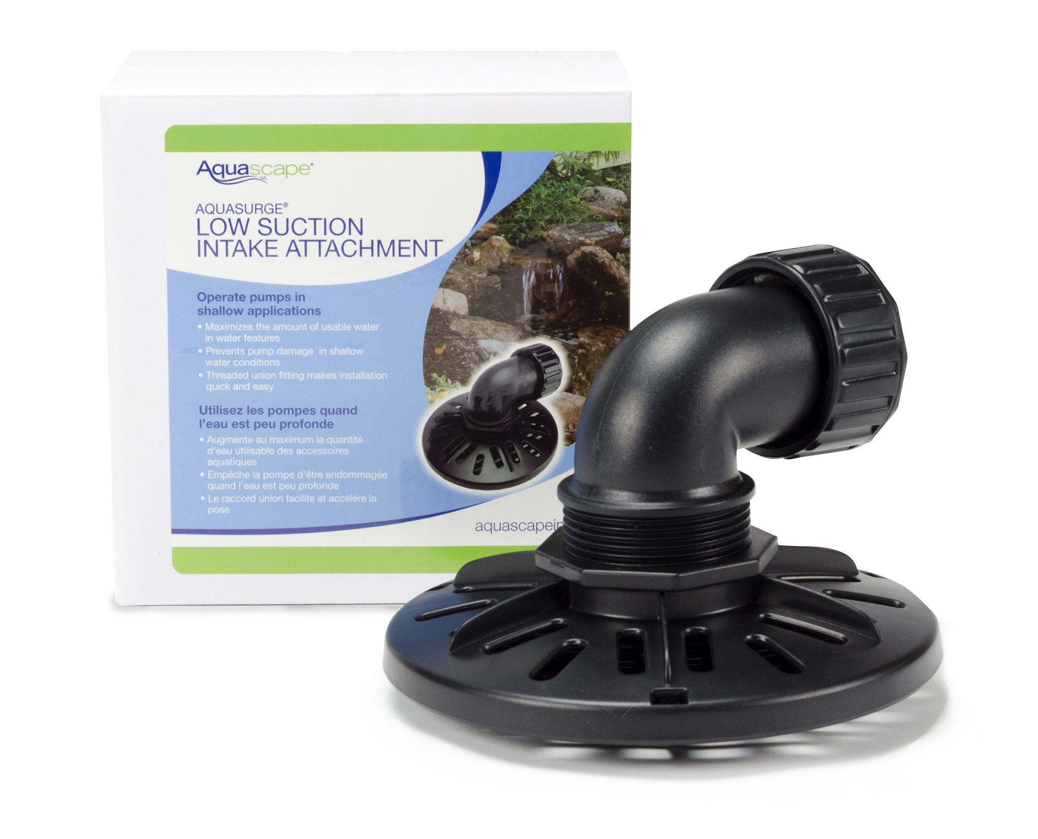 Great AquaSurge® Low Suction Intake Attachment