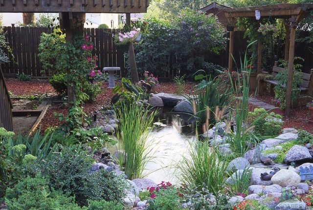 pond airation