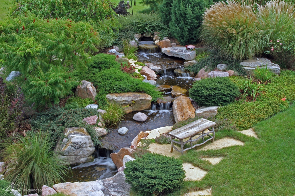 Top 5 Pondless Waterfall Ideas on Patio Waterfall Ideas id=19691