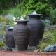 aquascape fire water urn