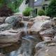 pondless waterfall kit