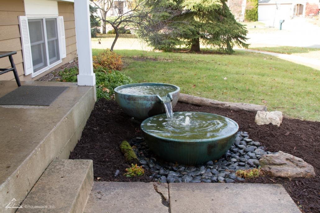 patio pond diy kit